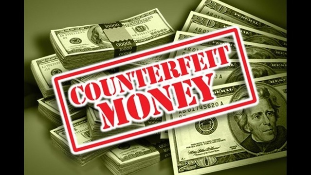WFPD Warns of Rise in Counterfeit Currency Usage