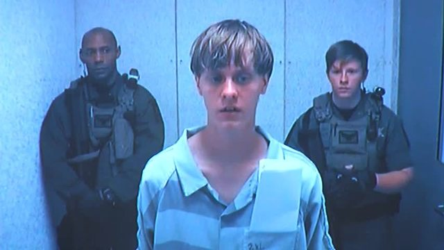 Dylann Roof Plans No Witnesses or Evidence in Penalty Phase