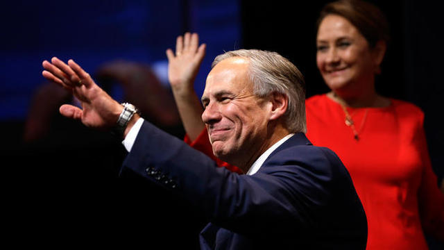 Texas Governor Greg Abbott Expected to Seek Reelection in 2018