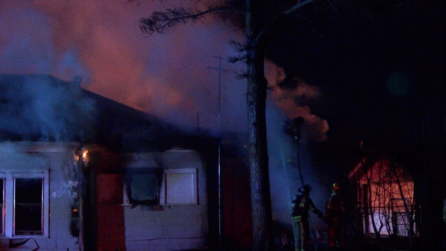Cramahe Township home damaged in fire