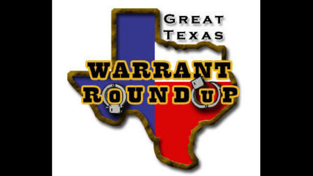 Municipal Warrant Roundup Ends Soon
