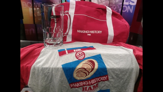 You Could be Making History in Our Making History Trivia Contest-One Night Only
