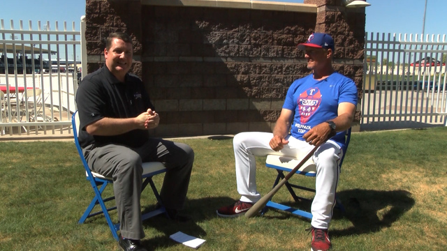 Spring Rangers: One-On-One with Jeff Banister - March 23, 2017