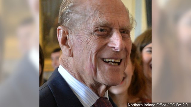 Prince Philip steps down from public life