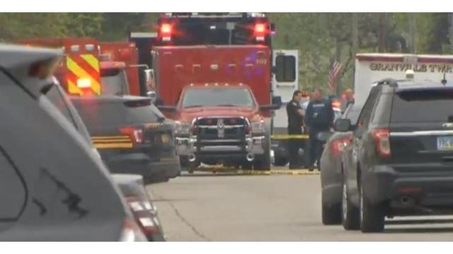 Police Officer and Two Others Dead in Nursing Home Shooting in Ohio