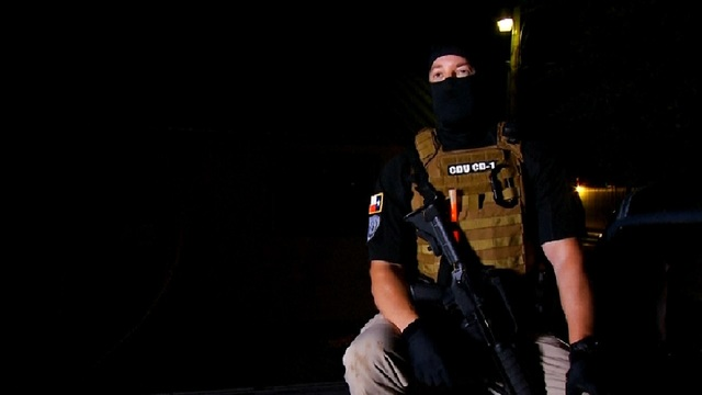 Armed 'Crime Deterrence Unit' Patrolling San Antonio Neighborhoods