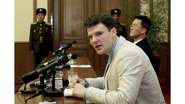 American Student Released from North Korean Prison has Died