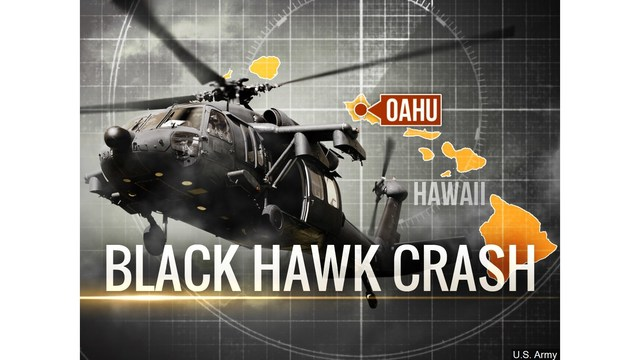 Officials suspend search for soldiers missing from Black Hawk crash