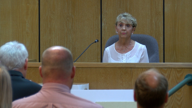 Stepmother testifies in Sara Woody trial