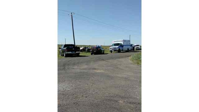 Chase starts in Cotton County ends near Electra
