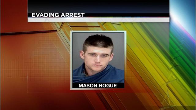 WFPD: Man arrested after running from police