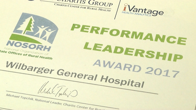 Texoma hospitals win national awards in patient care