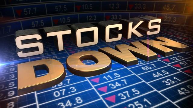 Volatile markets: Dow drops 500 points then gains it back