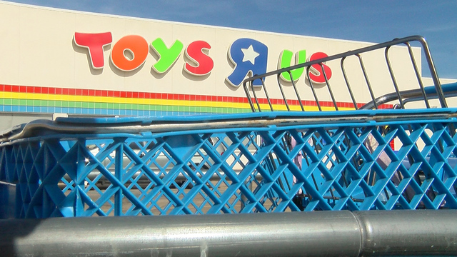 Toys 'R' Us stores could be closing soon
