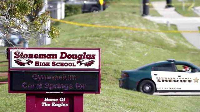 Dispatch audio reveals school shooting deputy may have later lied