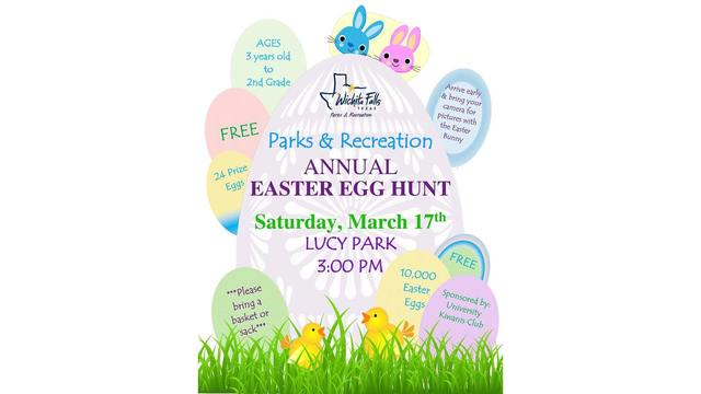 Easter Egg Roll at Pequot Library, March 31