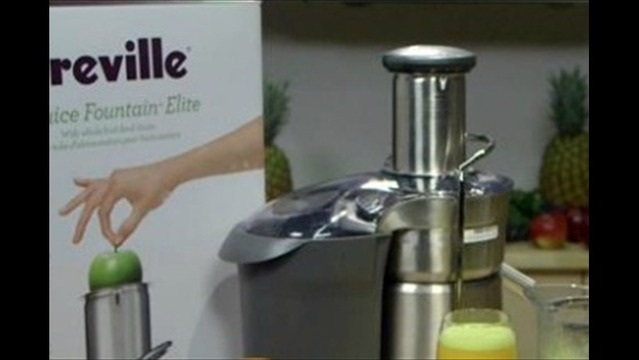 Consumer Reports Tests Best Juicers
