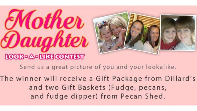 Voting is Now Open for the KFDX Mother-Daughter Look Alike Contest