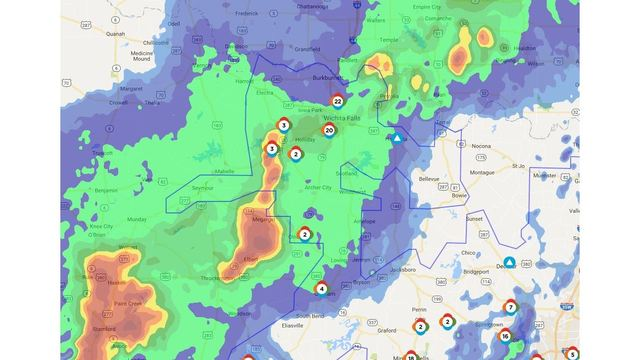 Track Power Outages and Repairs Using the ONCOR Outage Map