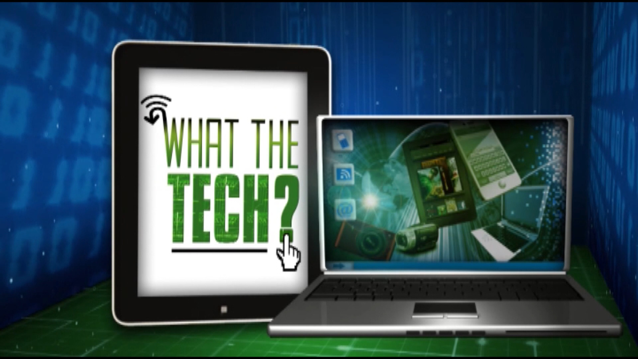 What the Tech: Laundroid