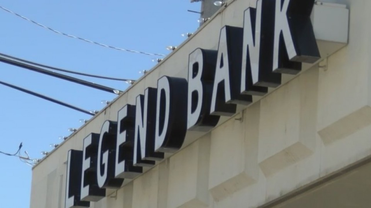 City of Bowie buys old Legend Bank building