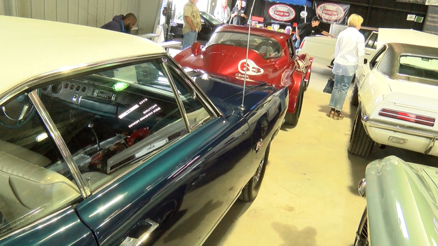 Annual Car Show Takes Over Nocona - Nocona car show