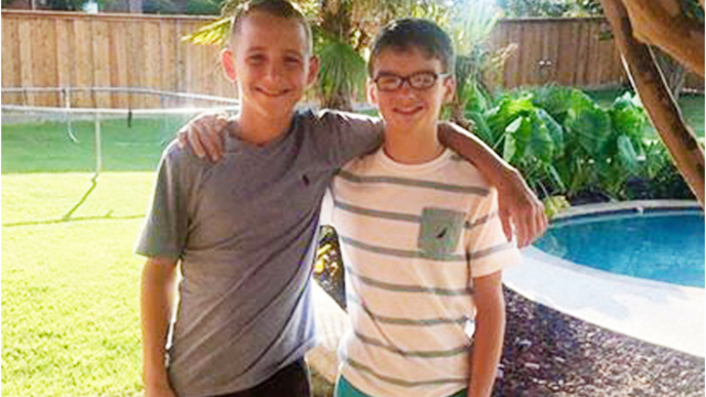 Missing boys from Bowie found safe