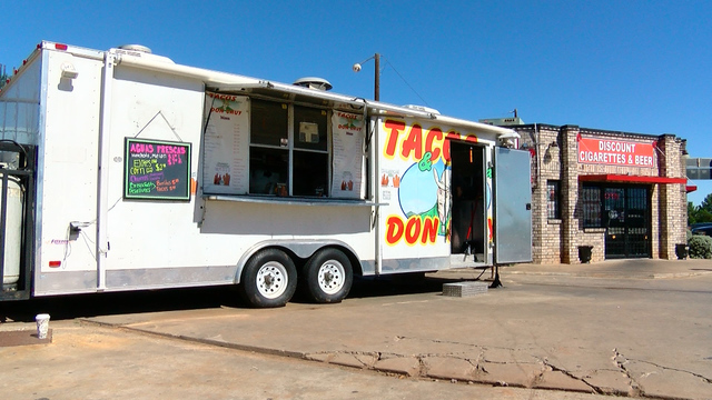 Wichita Falls food truck robbed, owner concerned for employees