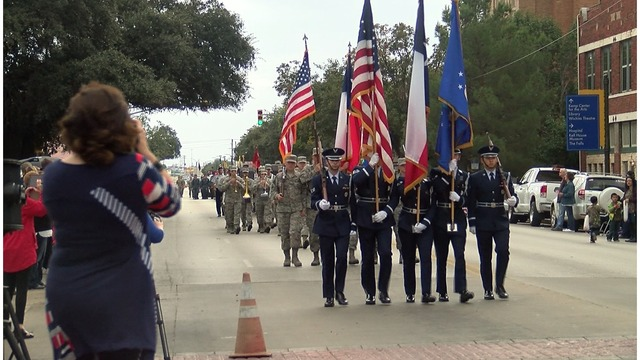 Veteran's Day Parade to be held Downtown, this Saturday morning