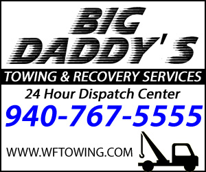 Big Daddy's Towing and Recovery - Wichita Falls