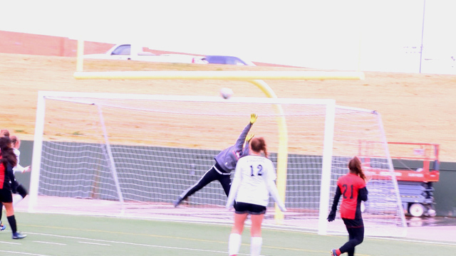 Girls' Soccer: Wichita Falls vs Randall- January 12, 2019