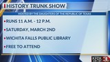 History Trunk Show