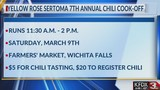 Yellow Rose Sertoma 7th Annual Chili Cook-off