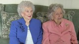 Two sisters celebrate over 100 years of life