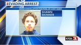WFPD: Man tased after failing to signal turn, refusing to stop