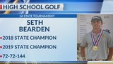 Seth Bearden Back-to-Back State Champion - May 21, 2019