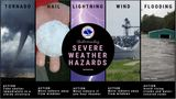 Ways to stay safe in severe weather